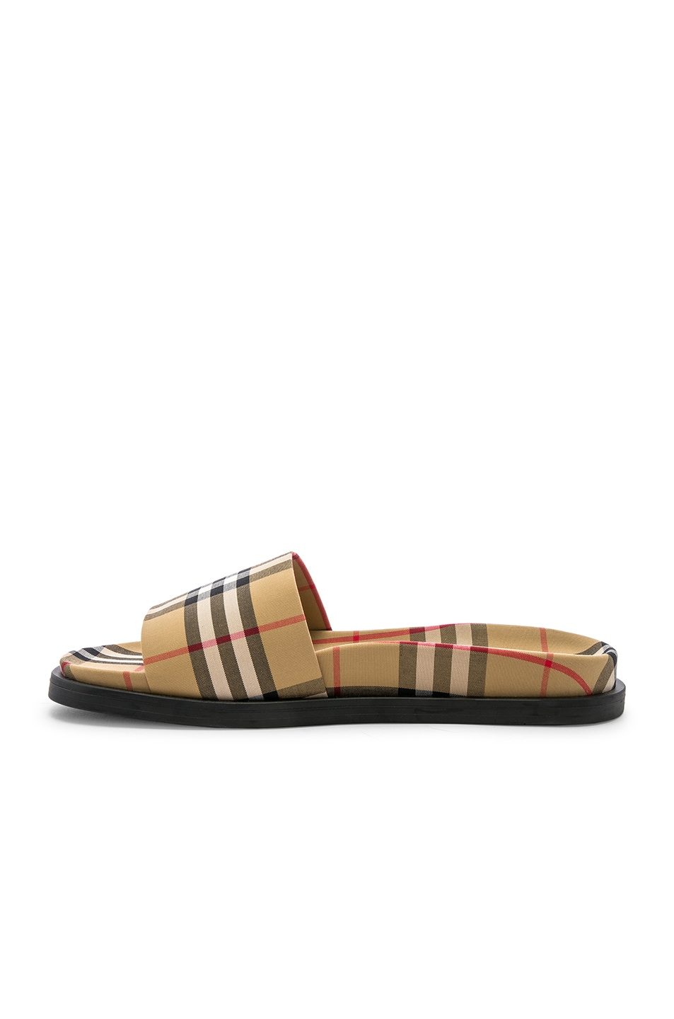 Image 4 of Burberry Sandal in Antique Yellow