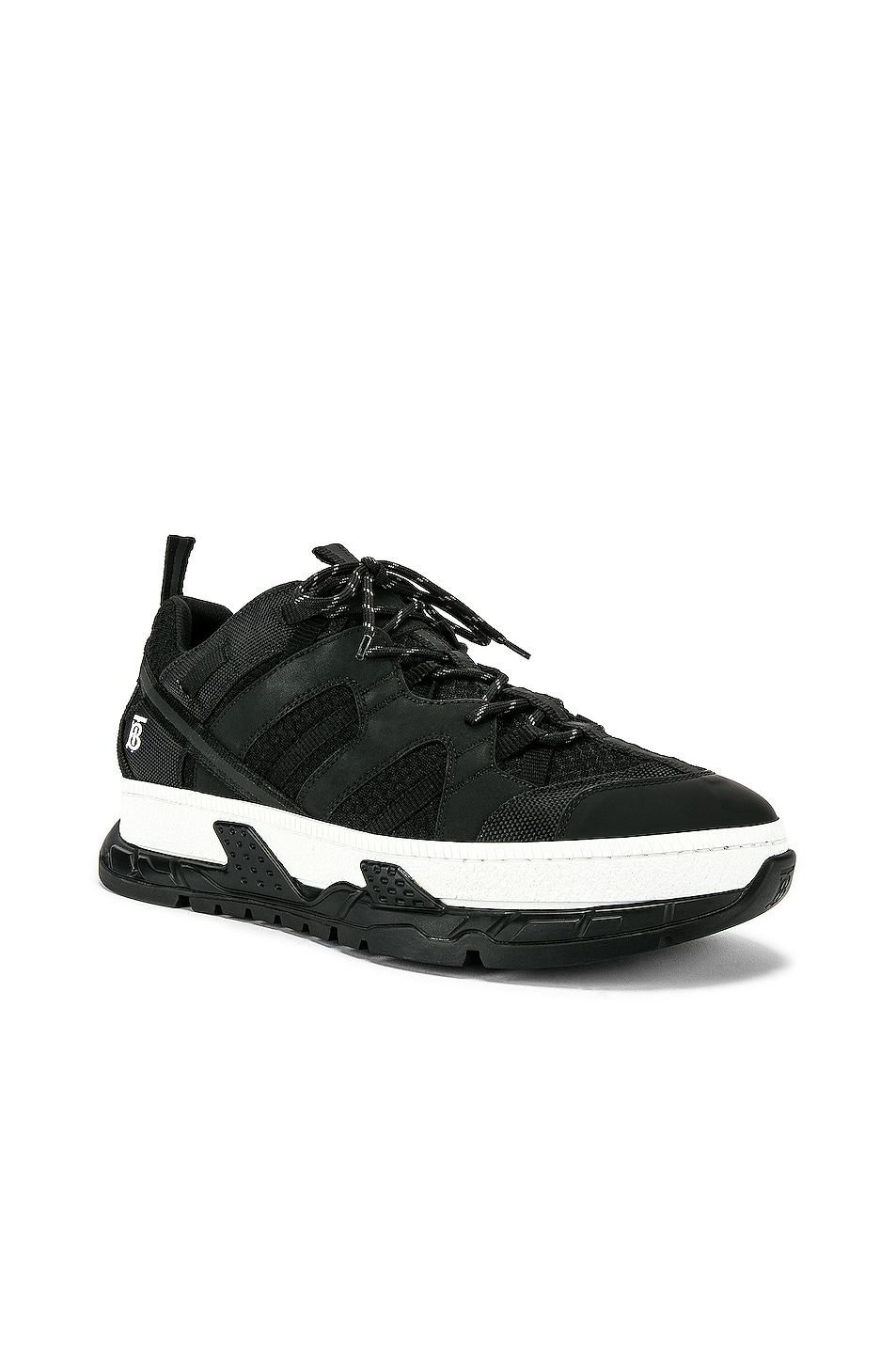 Image 1 of Burberry RS5 Low C Sneaker in Black