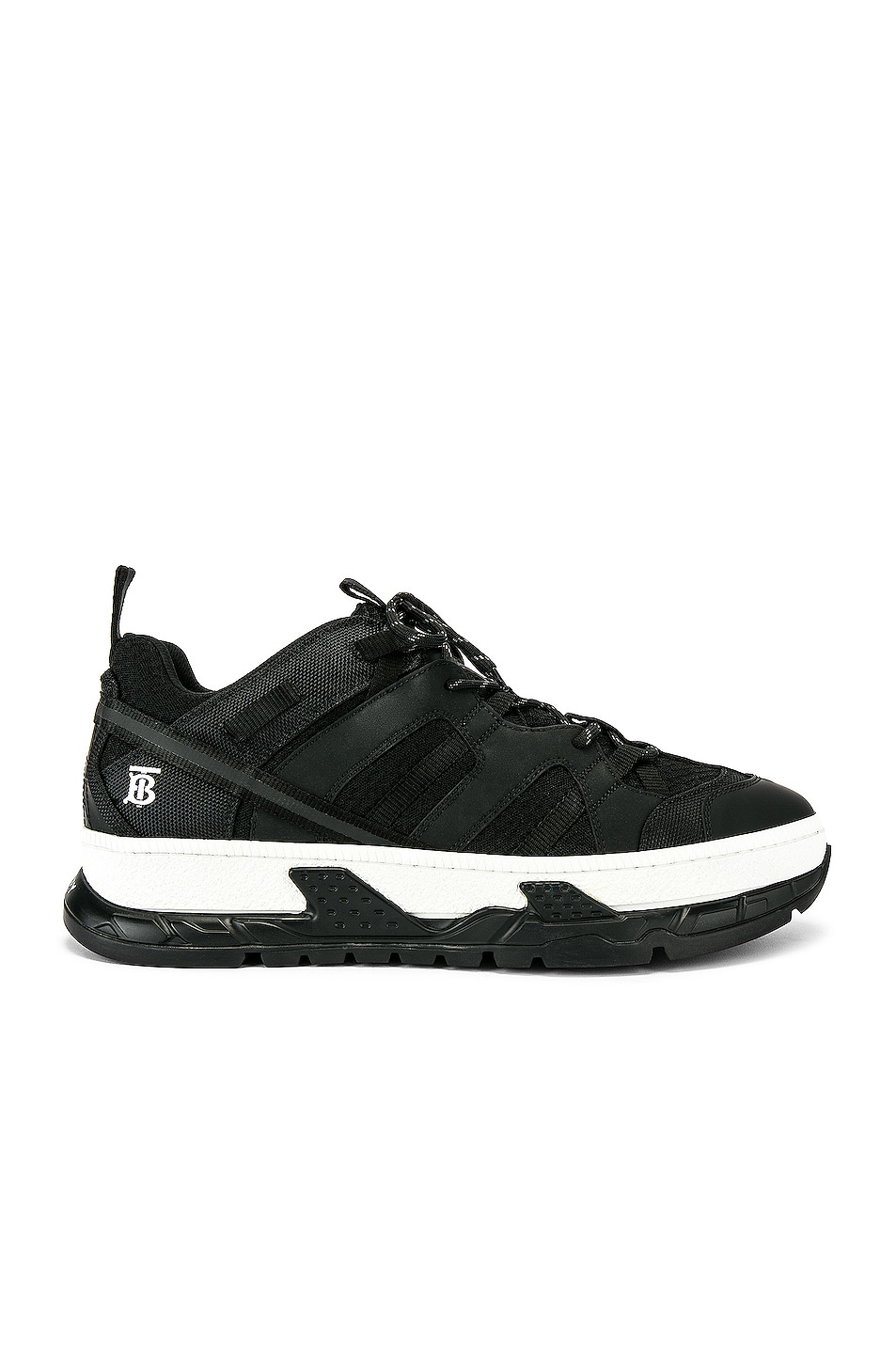 Image 2 of Burberry RS5 Low C Sneaker in Black