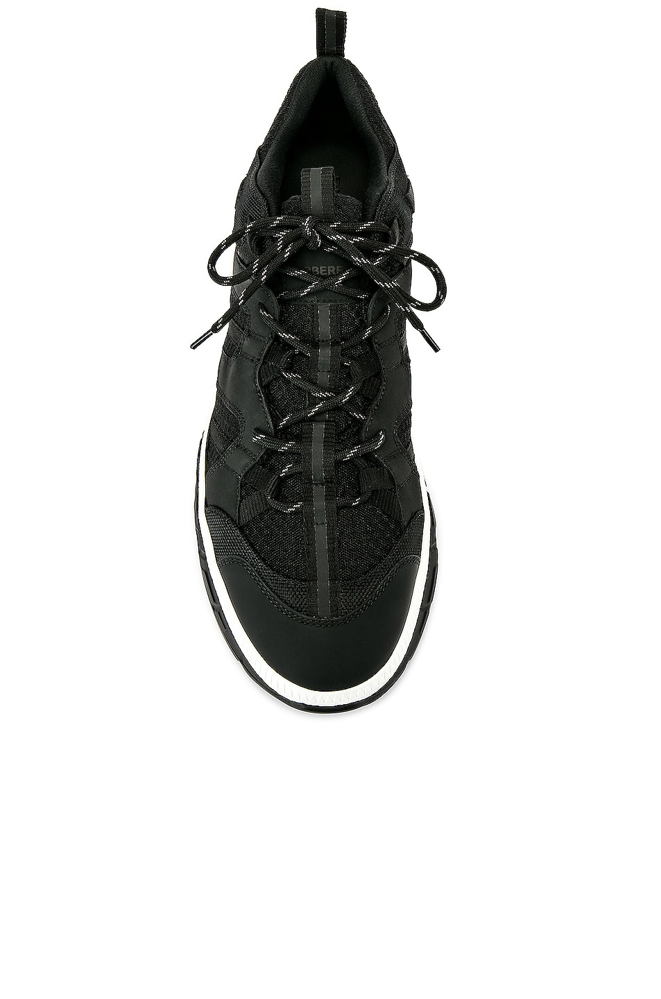 Image 4 of Burberry RS5 Low C Sneaker in Black