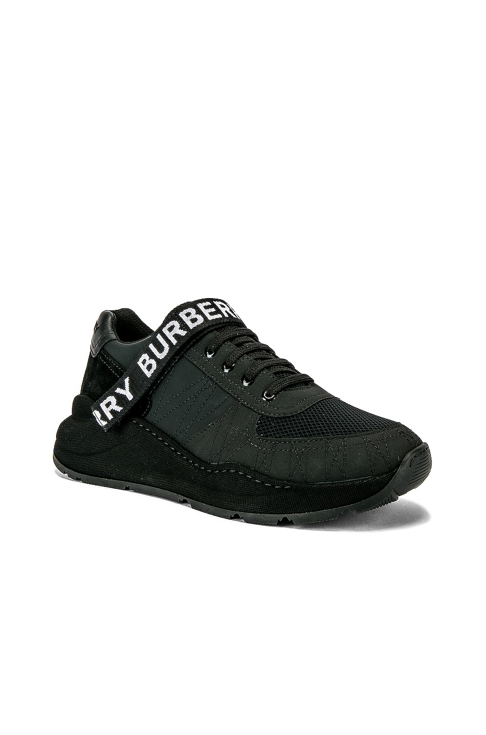Image 1 of Burberry Ronnie Zig M Low in Black