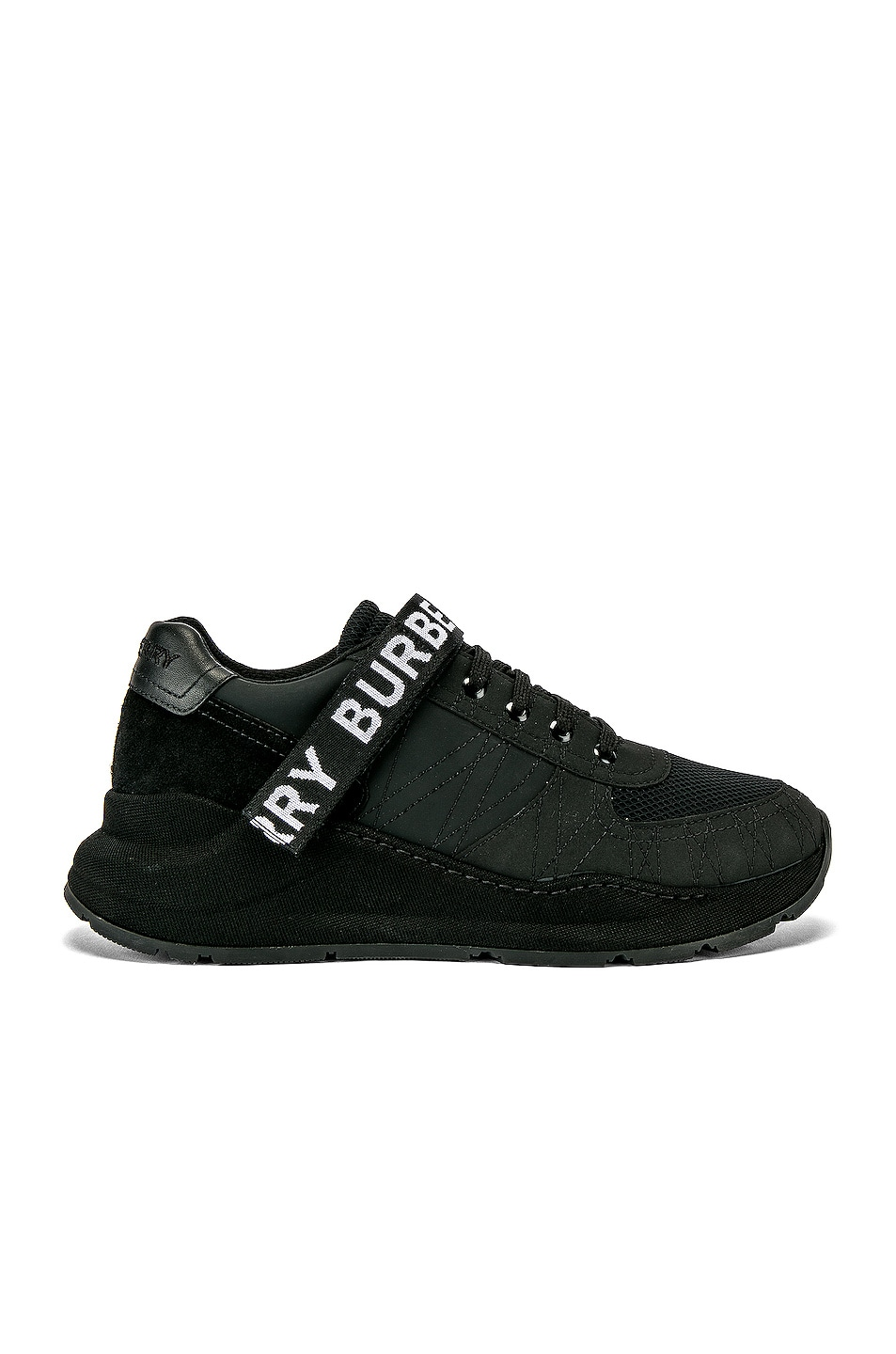 Image 2 of Burberry Ronnie Zig M Low in Black