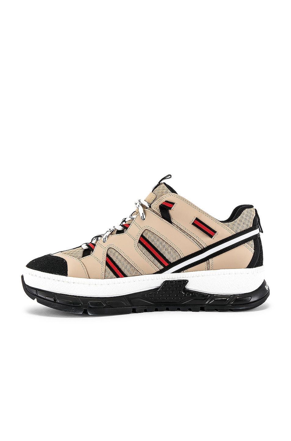 Image 5 of Burberry Union Sneaker in Beige