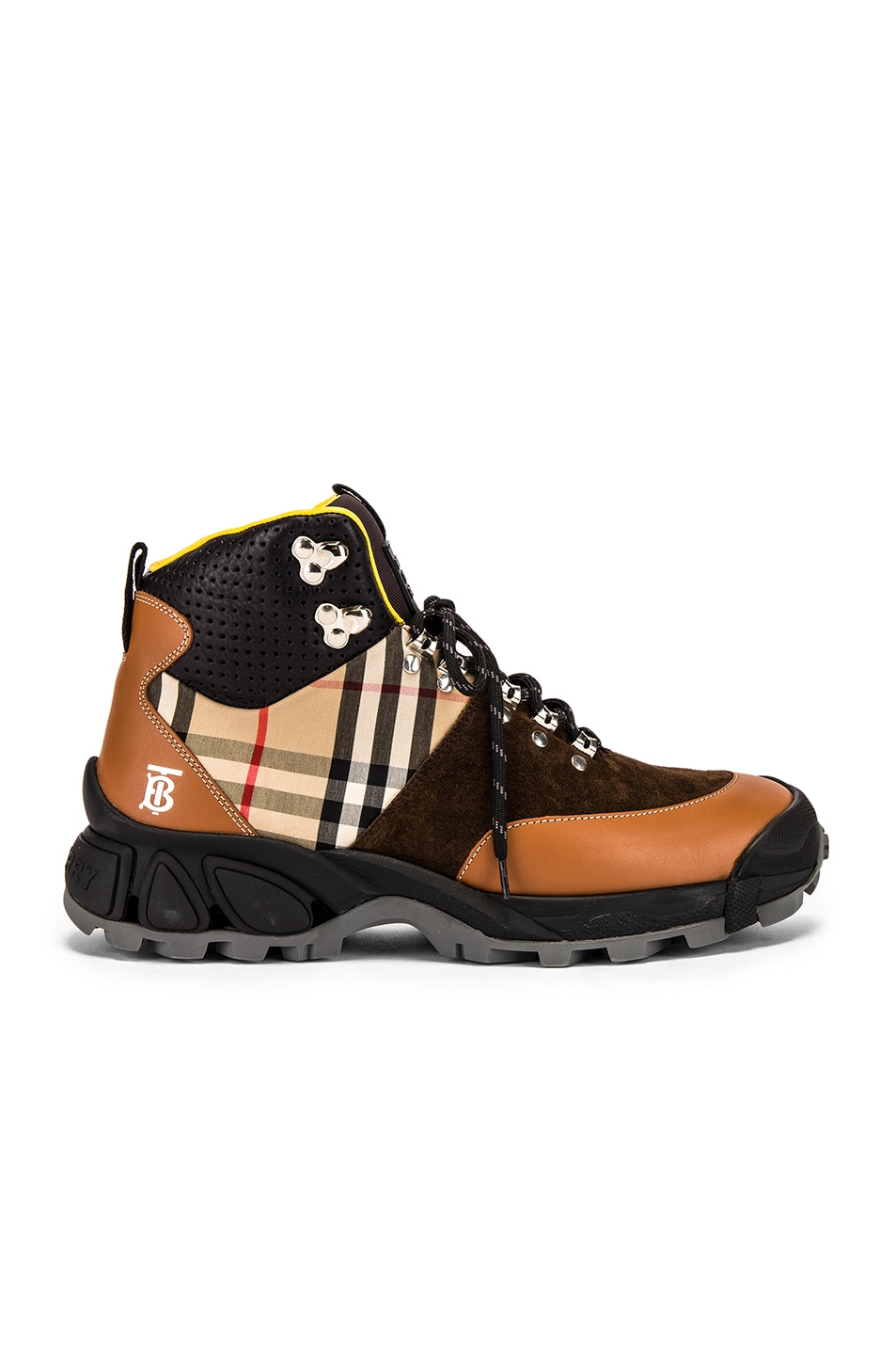 Image 2 of Burberry Tor M Hiking Boot in Archive Beige