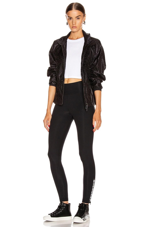 Image 5 of Burberry Nylon Jacket in Black
