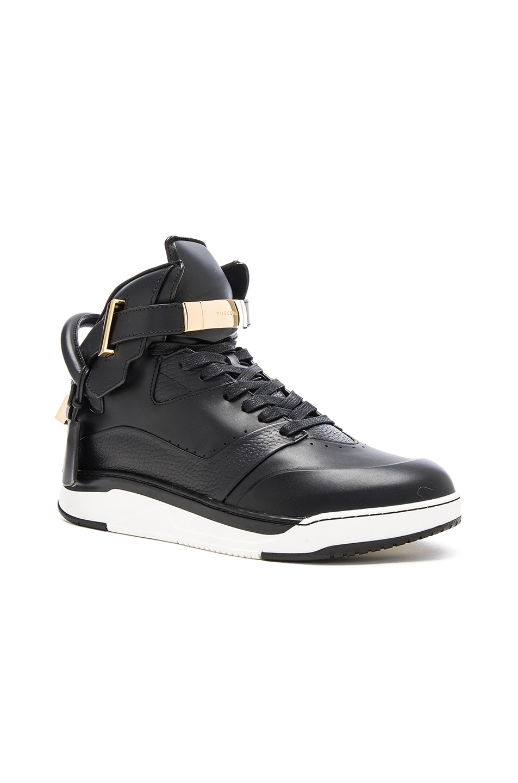 Buscemi Chaussures De Sport B-cour - Noir eScGzx
