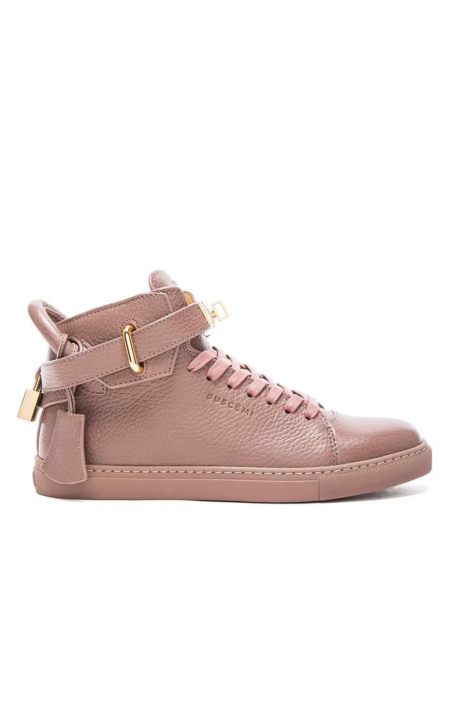 BUSCEMI 100mm Flat Sneakers
