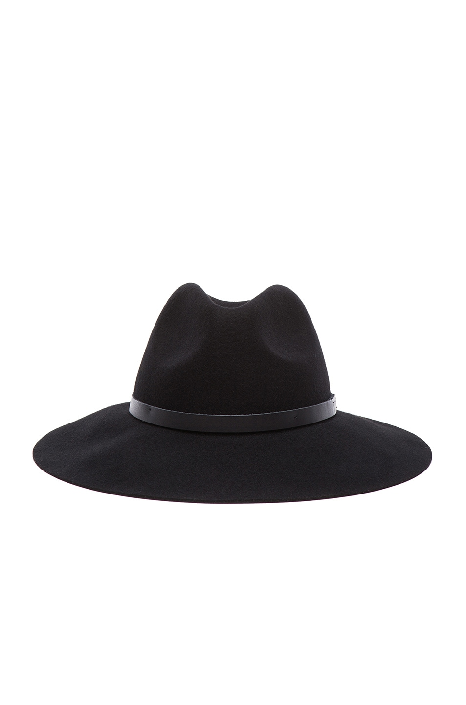 Image 1 of By Malene Birger Mihanna Hat in Black