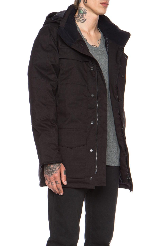 canada goose branta windermere down-filled coat