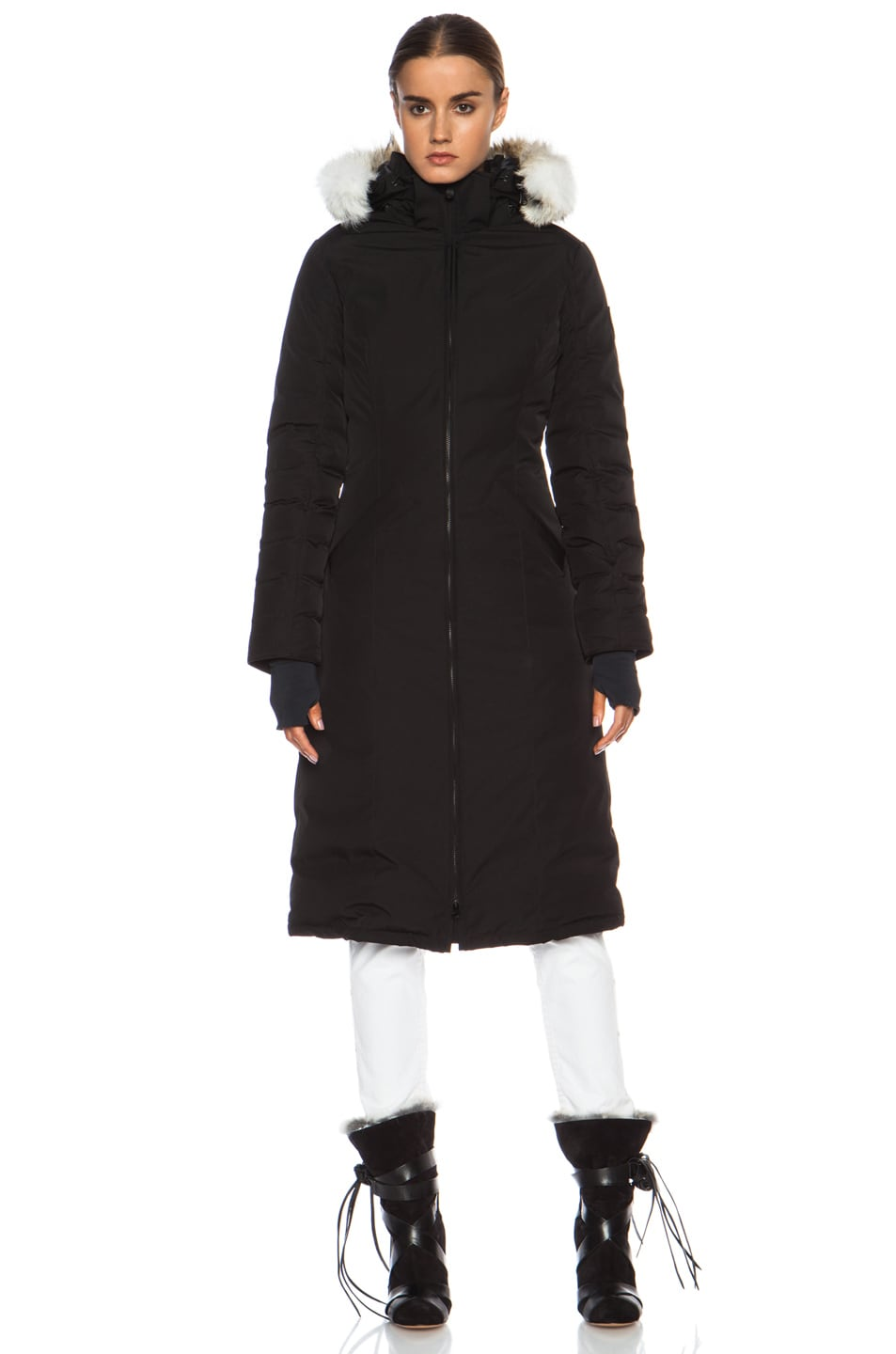 Canada Goose Women's Laurier Parka – Silverbirch .
