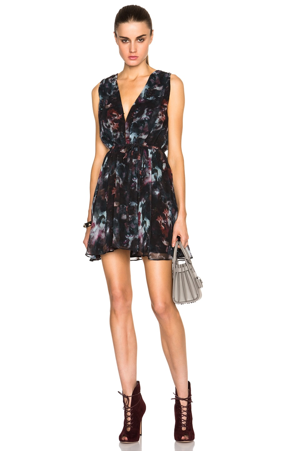 Image 1 of camilla and marc Seaside Dress in Winter Floral