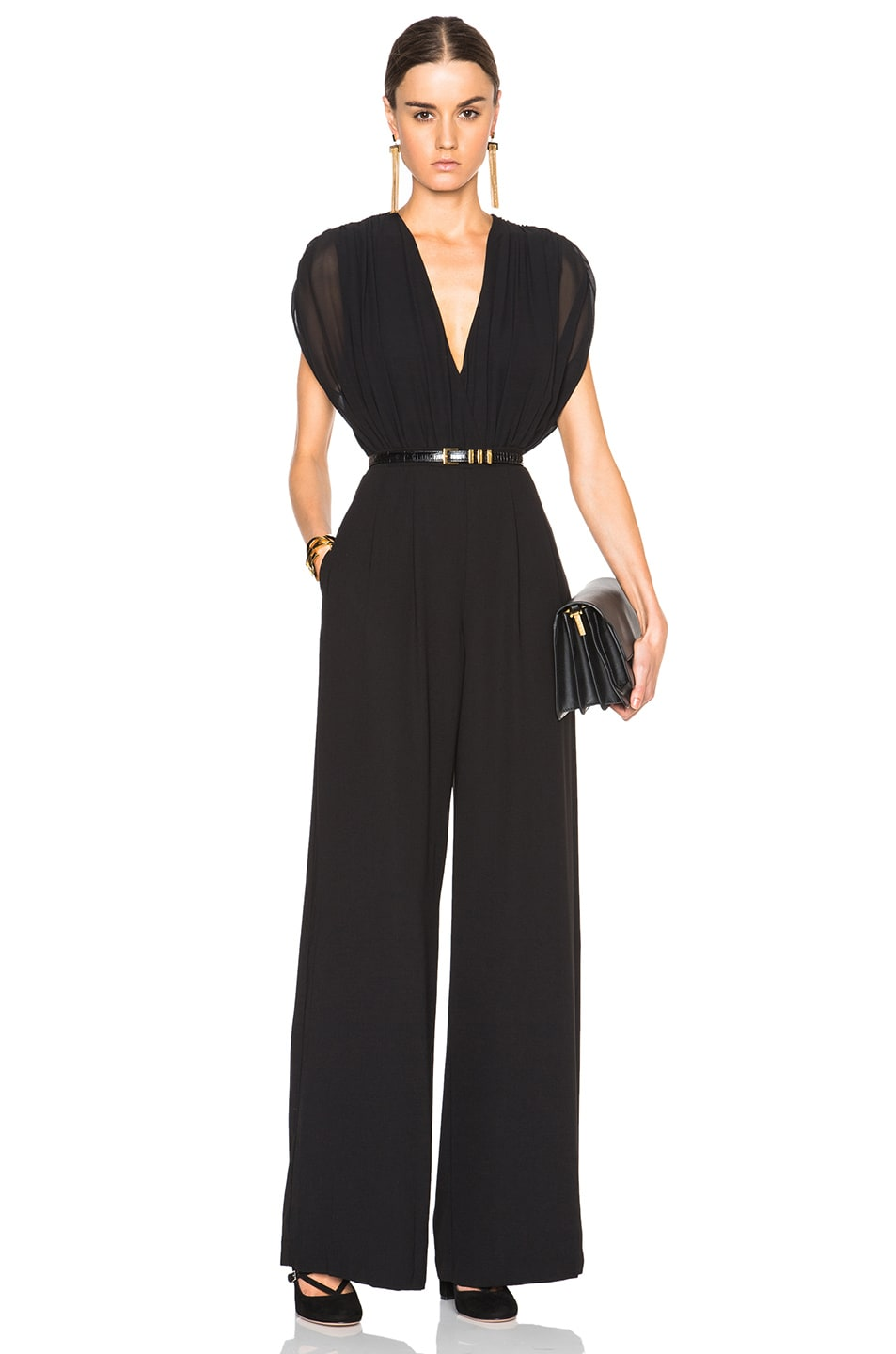 Image 1 of camilla and marc Unison Jumpsuit in Black
