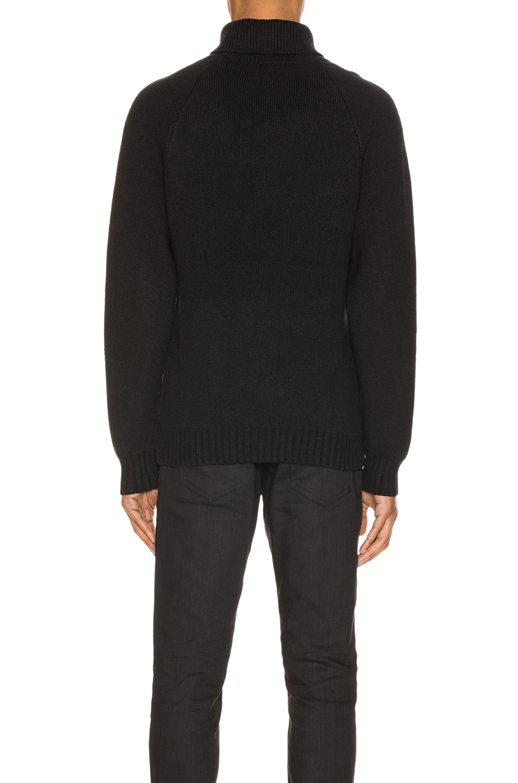 Image 4 of Casablanca Sid Sweater in Black