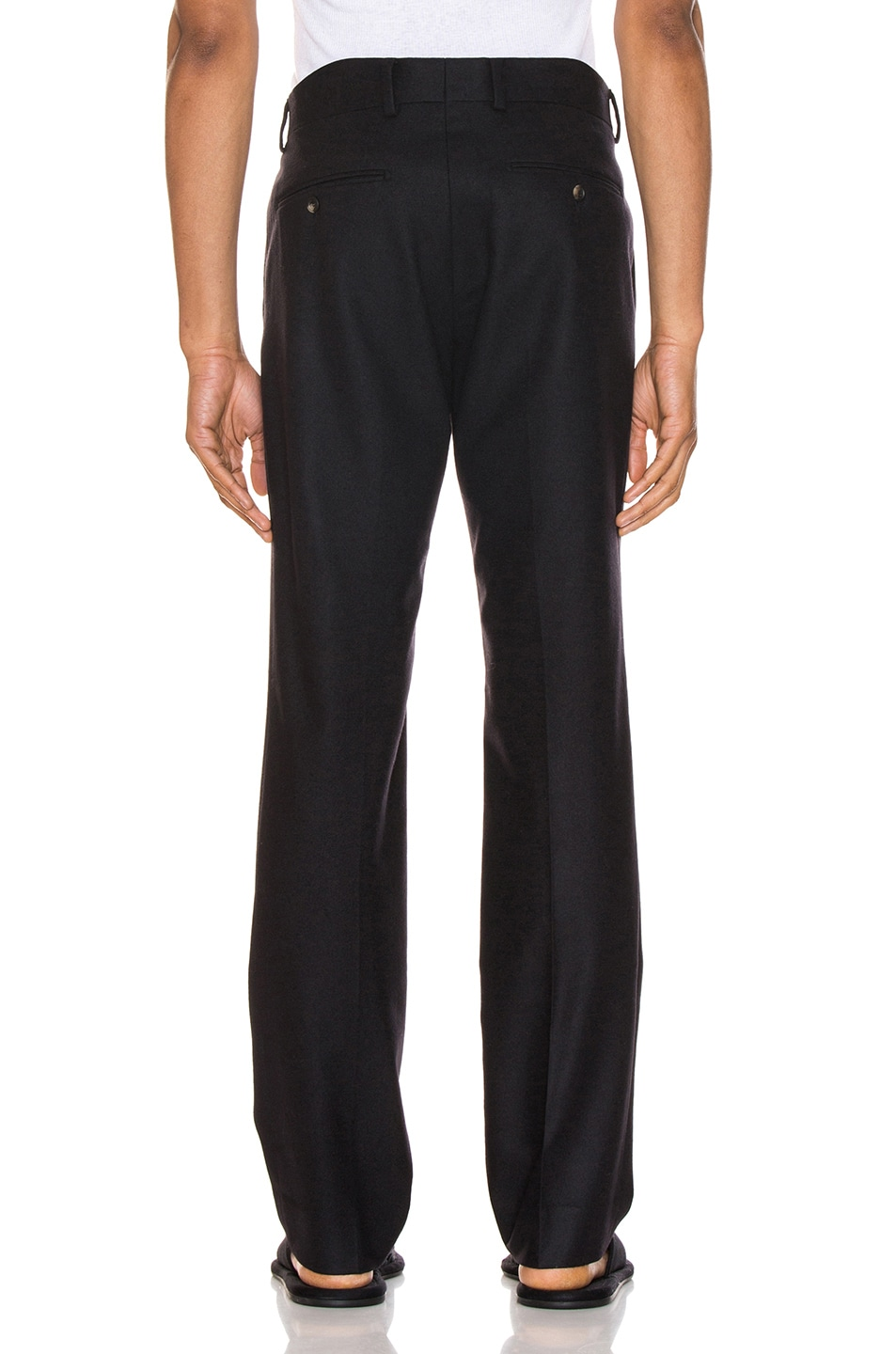 Image 3 of Casablanca Midnight Trousers in Black