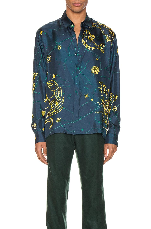 Casablanca Constellation Shirt