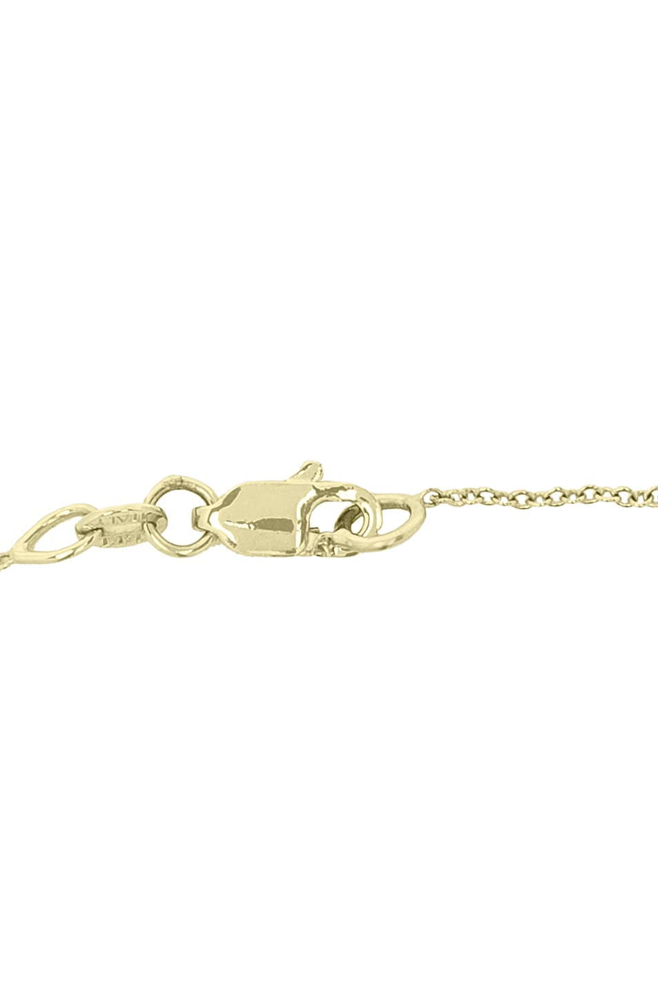Image 3 of Carbon & Hyde Trojan Choker Necklace in Gold