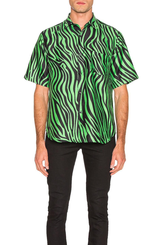 Image 1 of Cobra SC Model Shirt in Neon Zebra