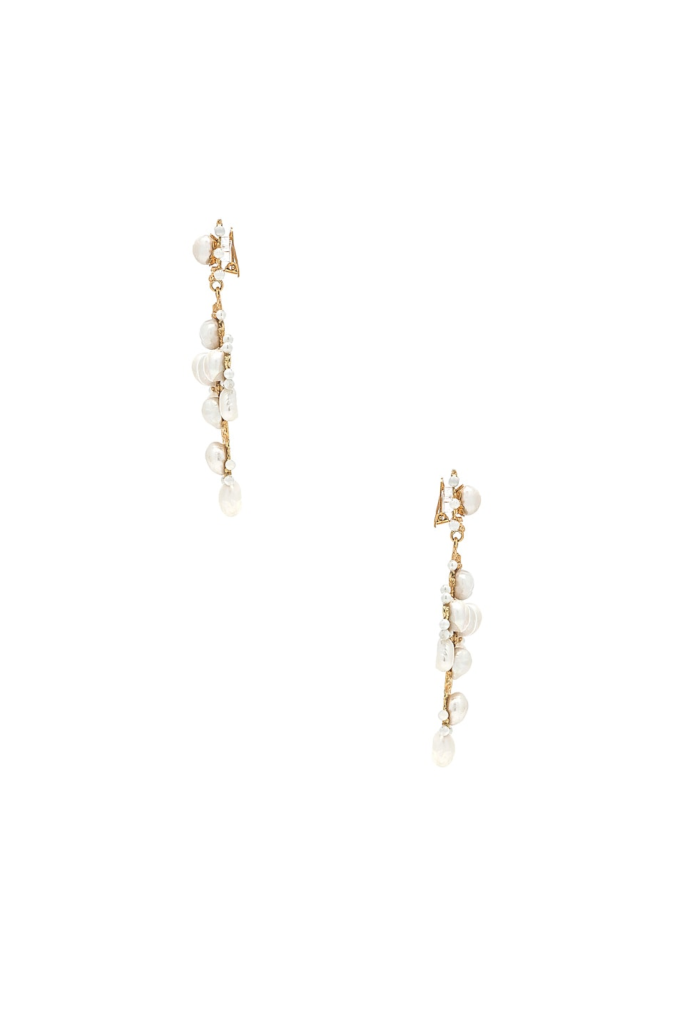 Image 3 of Christie Nicolaides Celestina Earrings in Gold