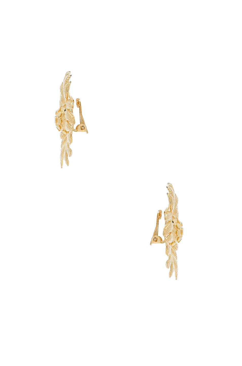 Image 3 of Christie Nicolaides Margarite Earrings in Gold