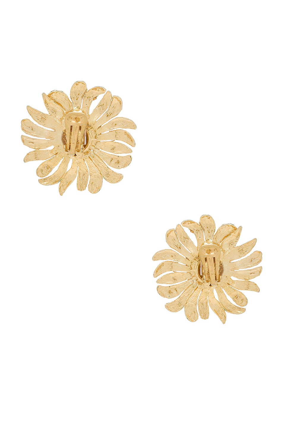 Image 4 of Christie Nicolaides Margarite Earrings in Gold