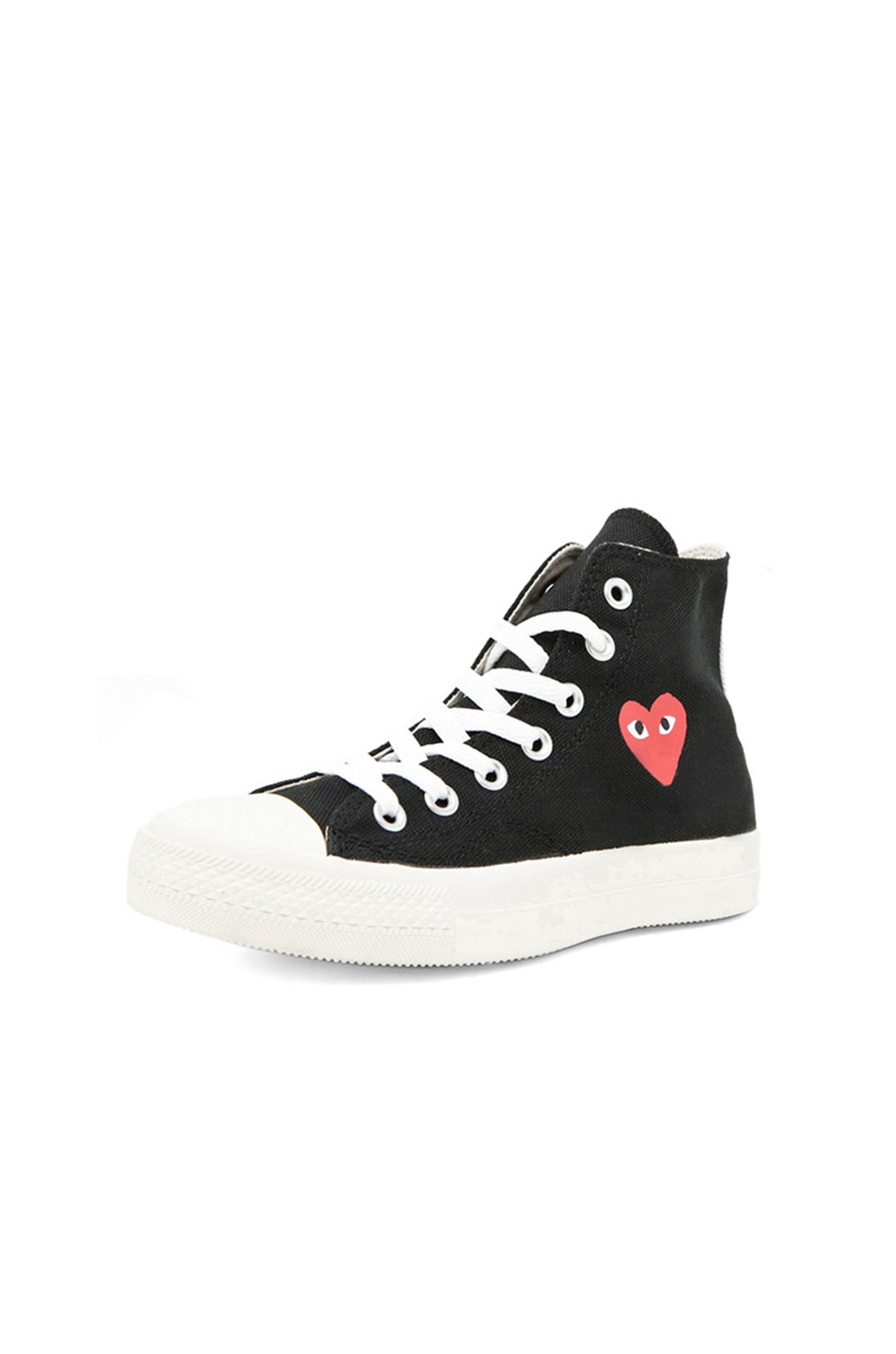 cdg play converse high
