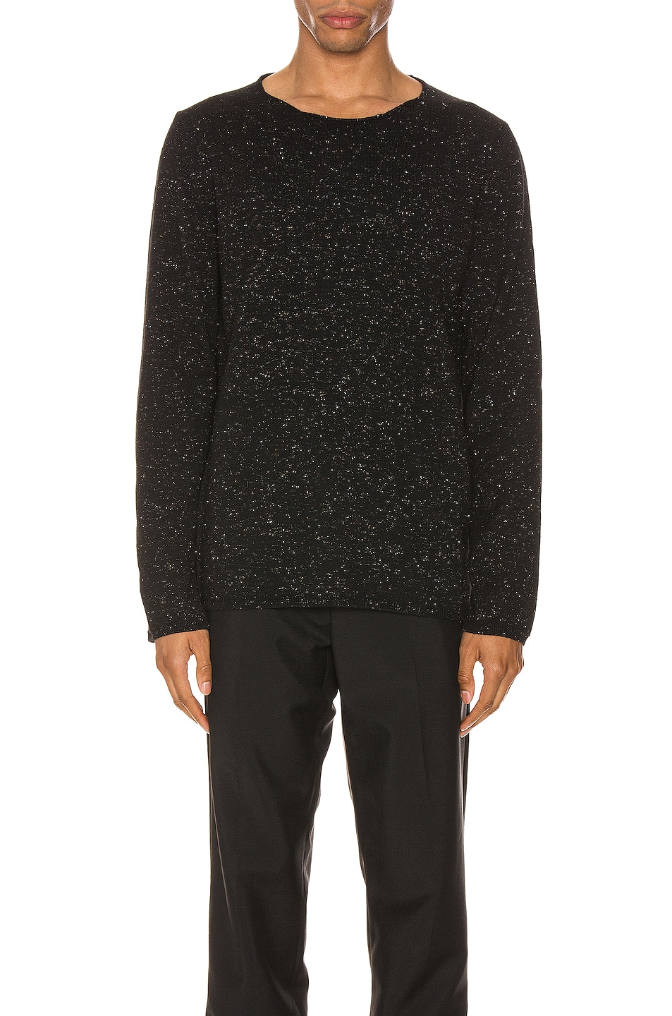 Image 1 of Comme Des Garcons Homme Plus Sweater in Black