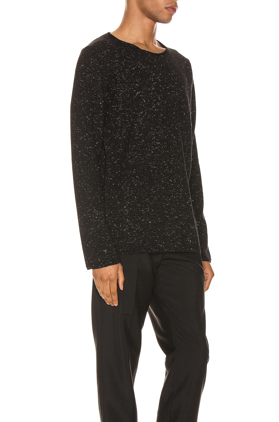 Image 2 of Comme Des Garcons Homme Plus Sweater in Black