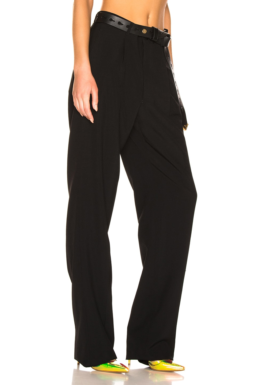 Image 2 of Comme Des Garcons Homme Plus Trouser in Black