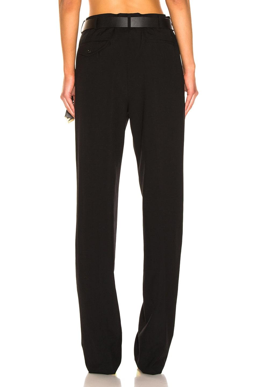 Image 3 of Comme Des Garcons Homme Plus Trouser in Black