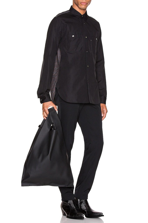Image 4 of Comme Des Garcons Homme Plus Pants in Black