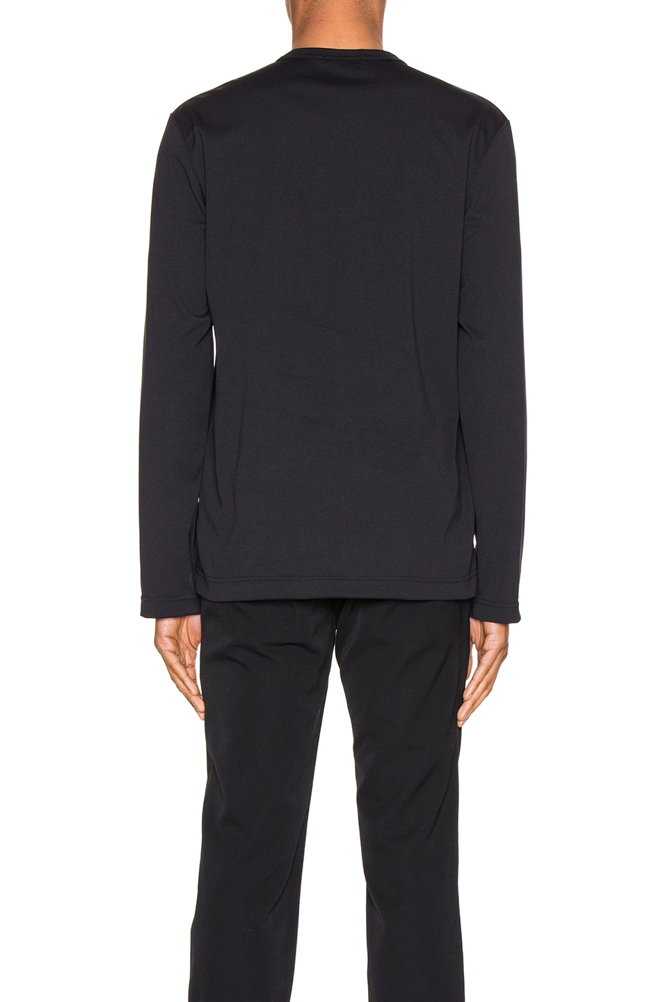 Image 3 of Comme Des Garcons Homme Plus Graphic Tee in Black