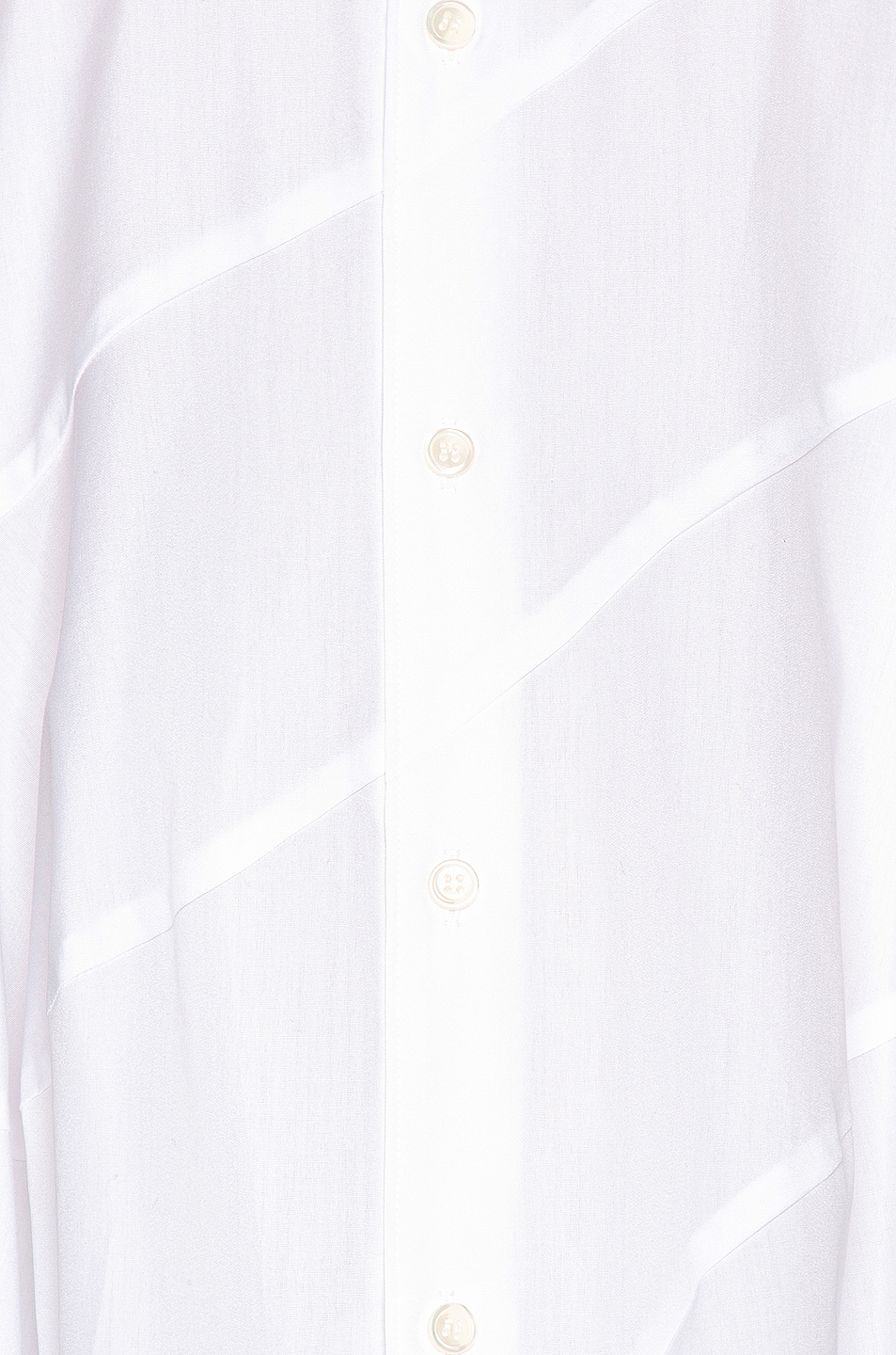 Image 5 of Comme Des Garcons Homme Plus Long Sleeve Shirt in White