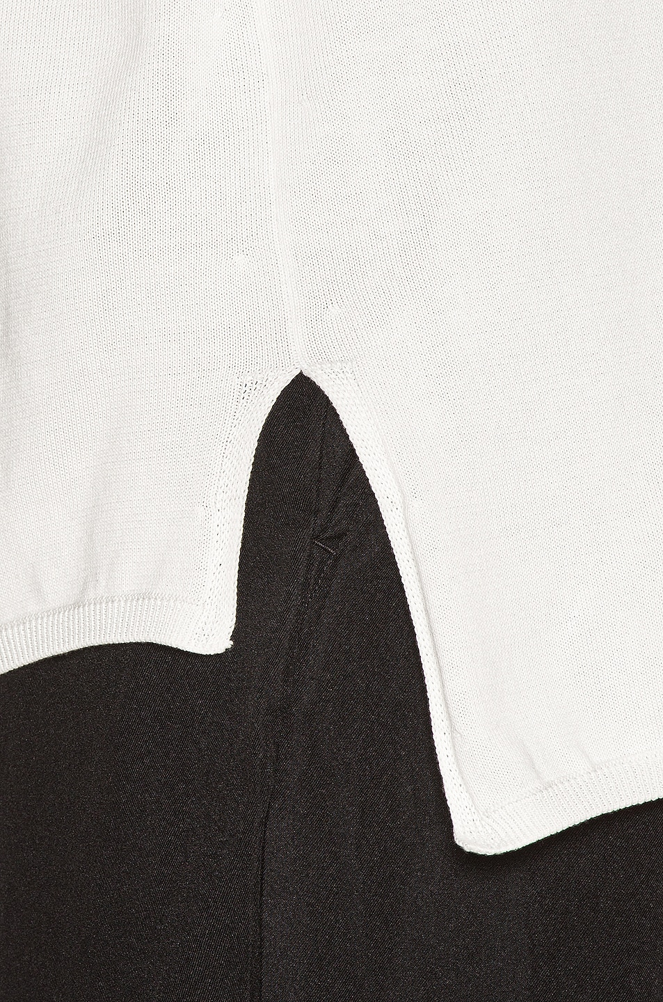 Image 5 of Comme Des Garcons Homme Plus Long Sleeve Tee in Off White