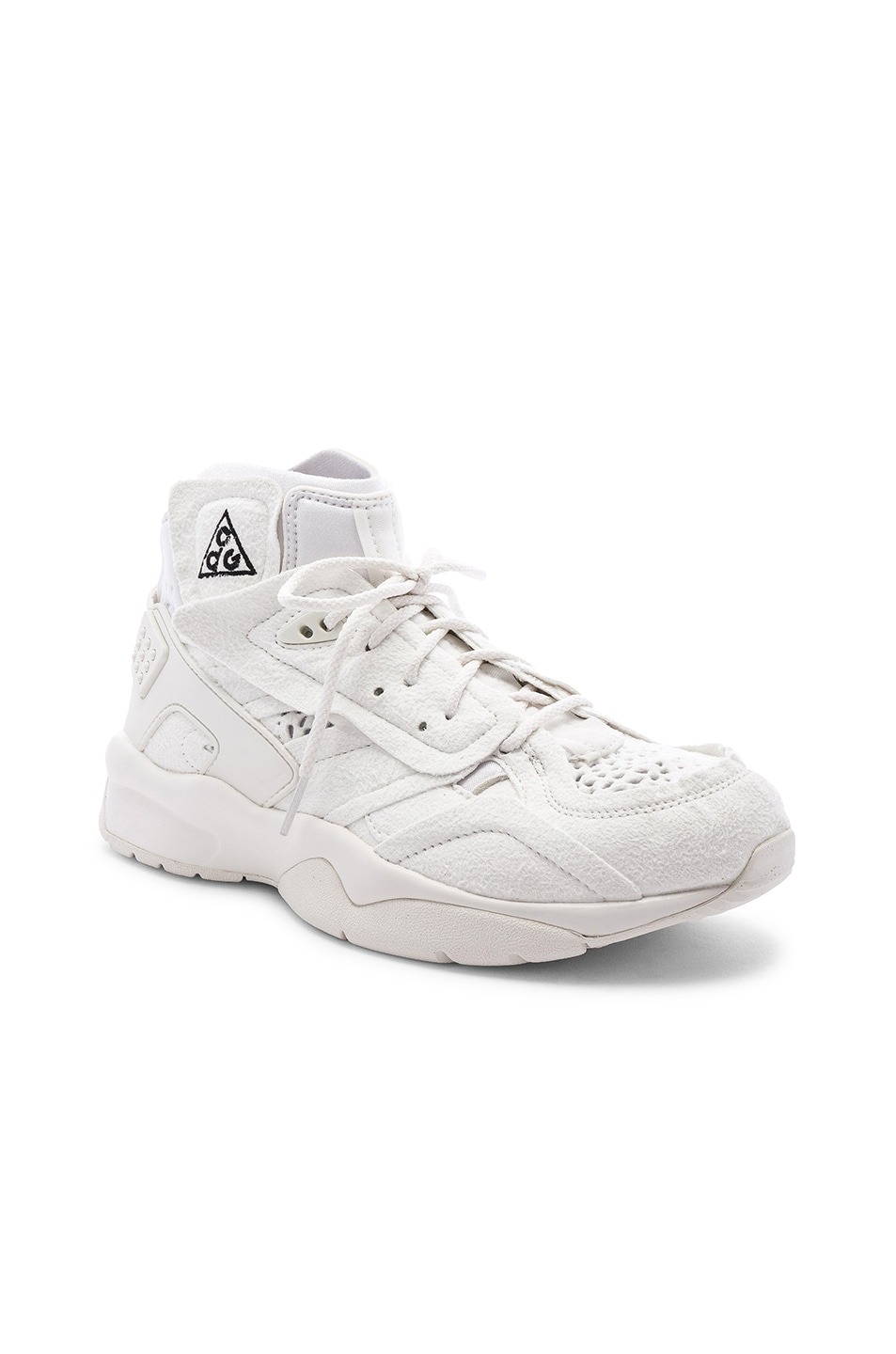 lowest price 00d43 f591f Image 1 of Comme Des Garcons Homme Plus x NIKE ACG Mowabb in White