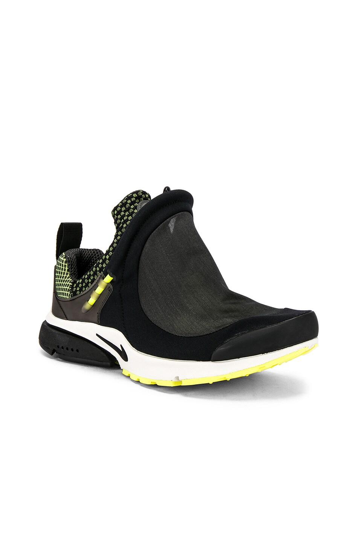 70852bd2e36e0 Image 1 of Comme Des Garcons Homme Plus Nike Presto Tent Sneaker in Black