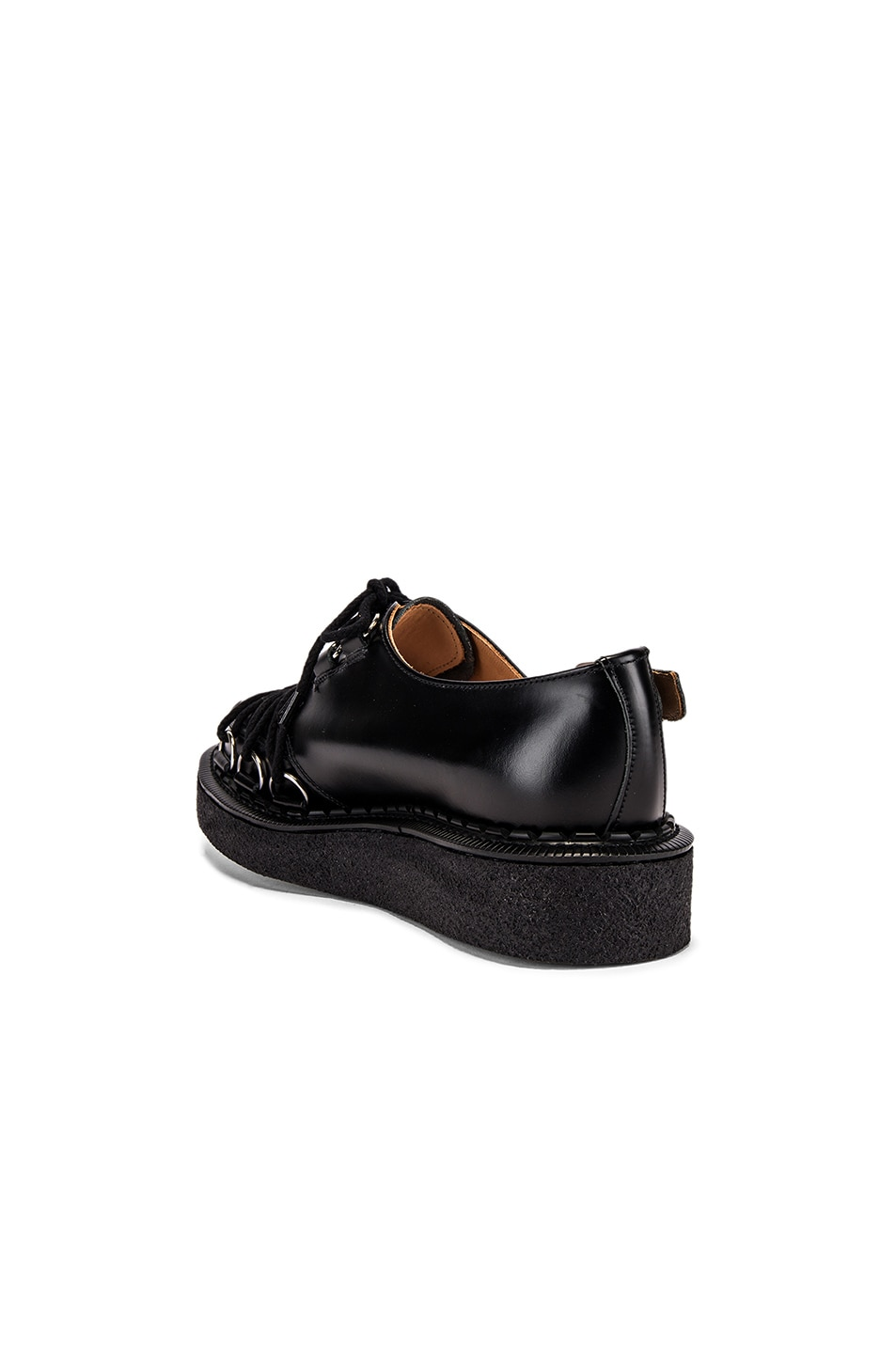Image 3 of Comme Des Garcons Homme Plus Extra Large Creeper in Black