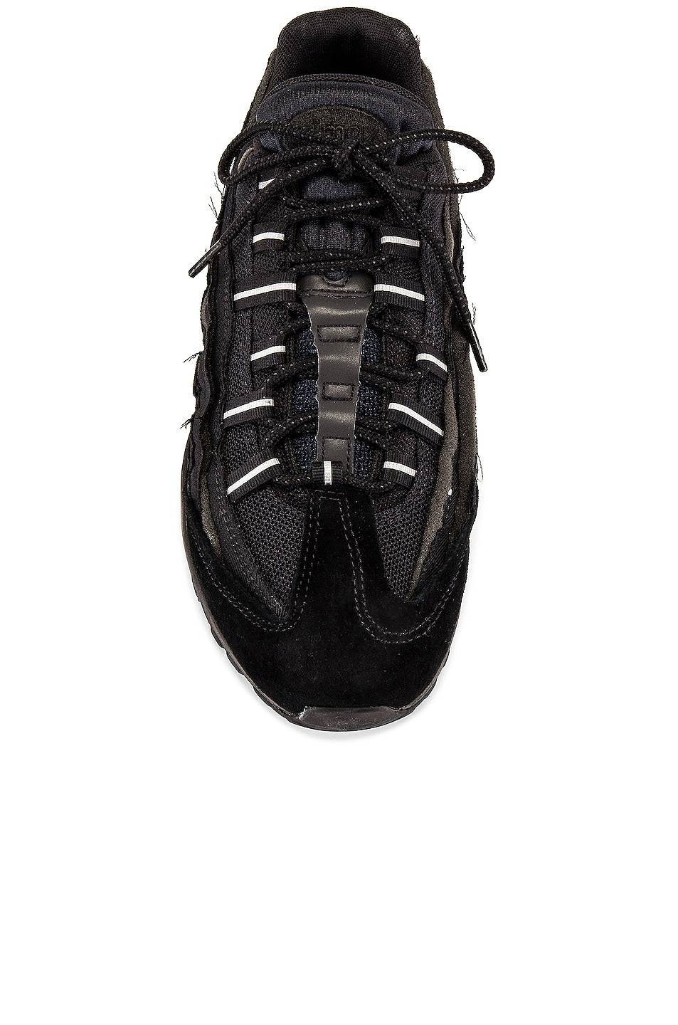 Image 4 of Comme Des Garcons Homme Plus Nike Air Max 95 in Black