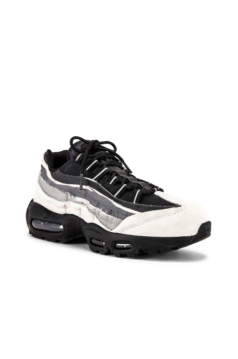 Image 1 of Comme Des Garcons Homme Plus Nike Air Max 95 in Grey Multi