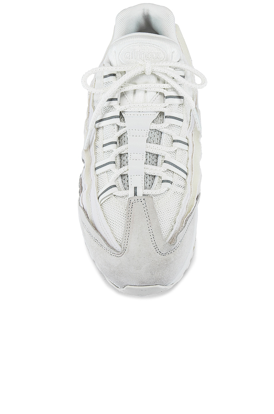 Image 4 of Comme Des Garcons Homme Plus Nike Air Max 95 in White
