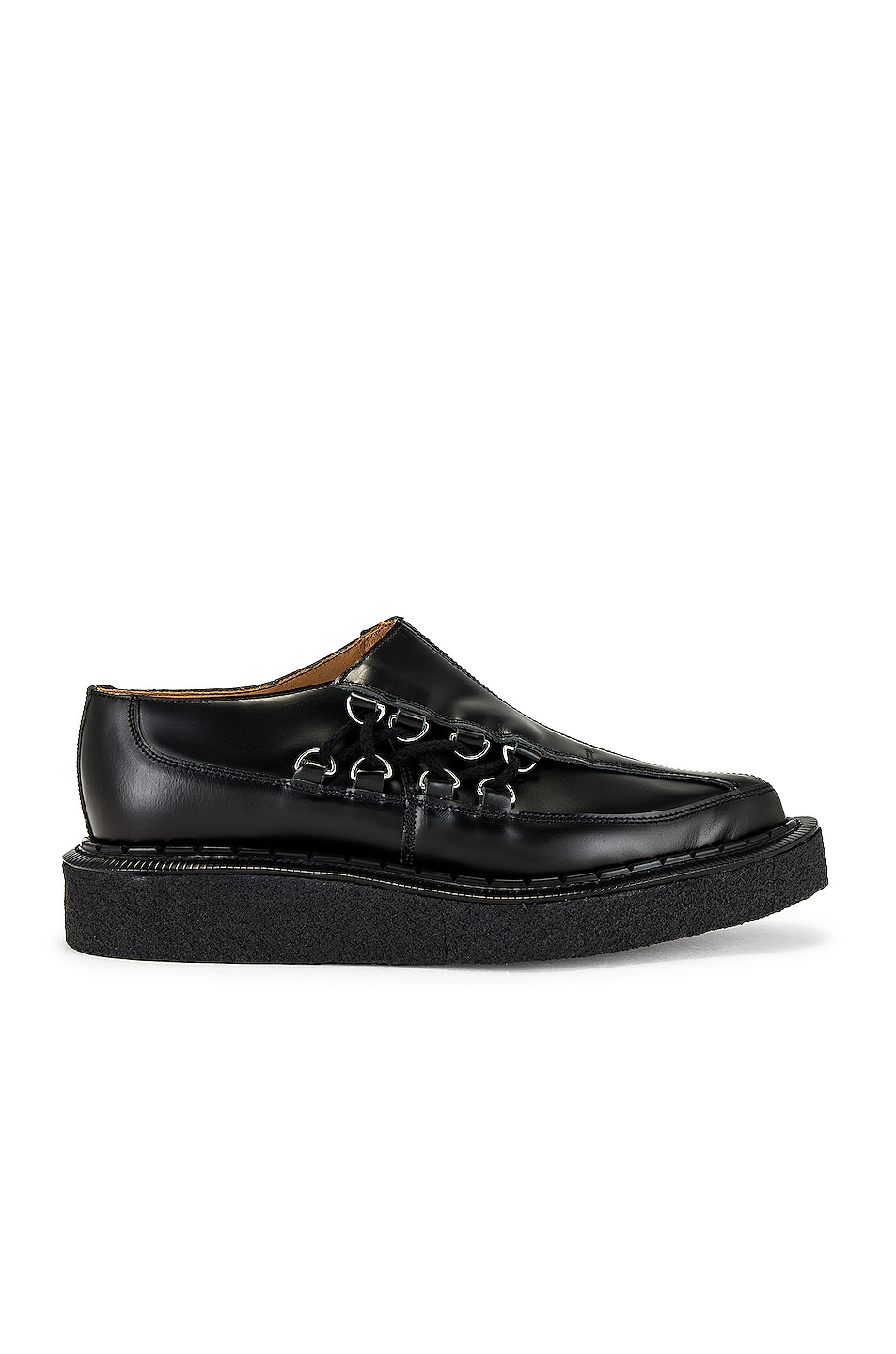 Image 1 of Comme Des Garcons Homme Plus George Cox Creeper in Black