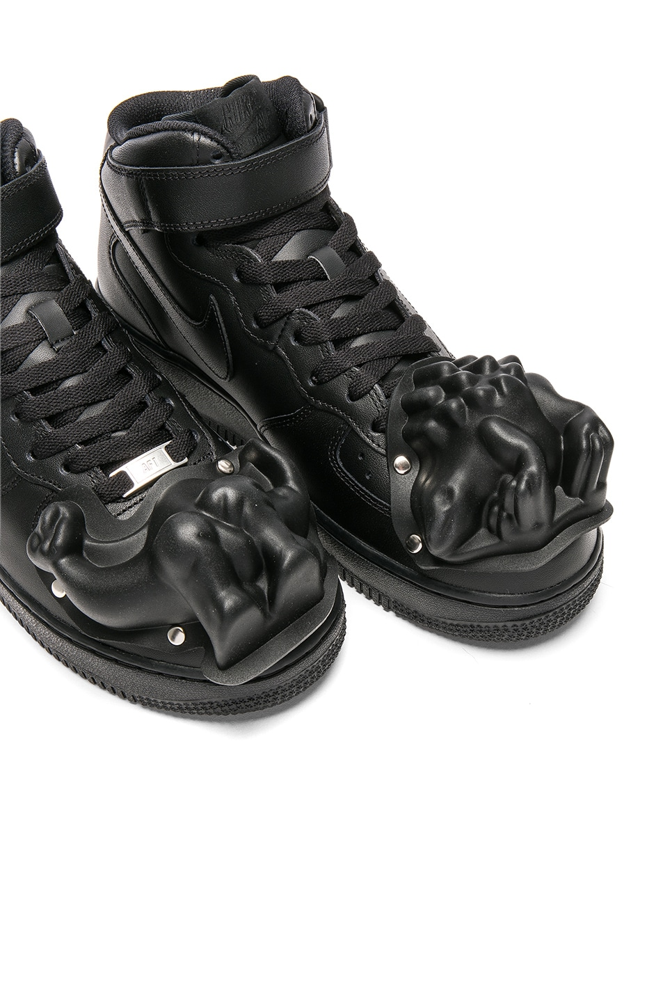 newest c3793 a5e74 In Cdg Black Garcons 1 Plus Nike Air Des Force Comme Custom Homme 71qvvP. «