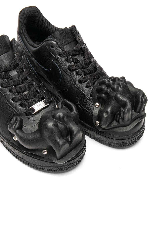 Image 7 of Comme Des Garcons Homme Plus Nike Air Force 1 CDG Custom in Black 26cf159de