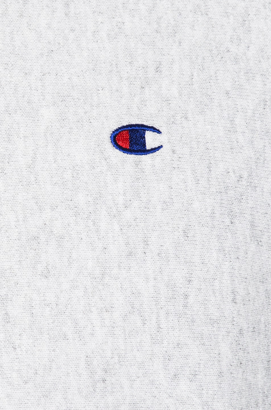Image 5 of Champion Reverse Weave Crewneck Sweatshirt in Grey