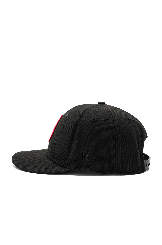 Image 3 of Canada Goose New Era Core Cap in Black 47394c30a4d
