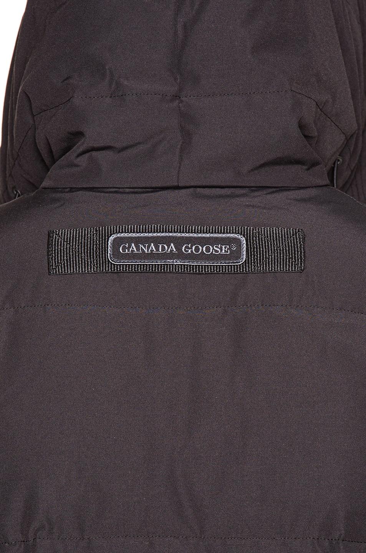 Image 9 of Canada Goose Black Label Wedgemont Parka in Black