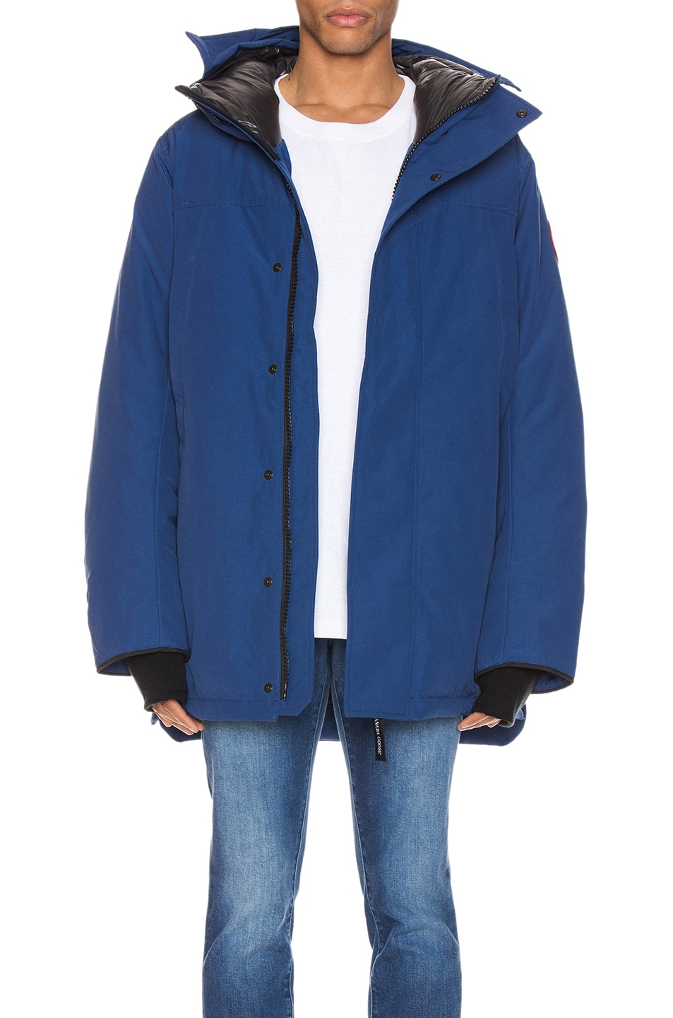 Image 1 of Canada Goose Sanford Parka in Norther Night