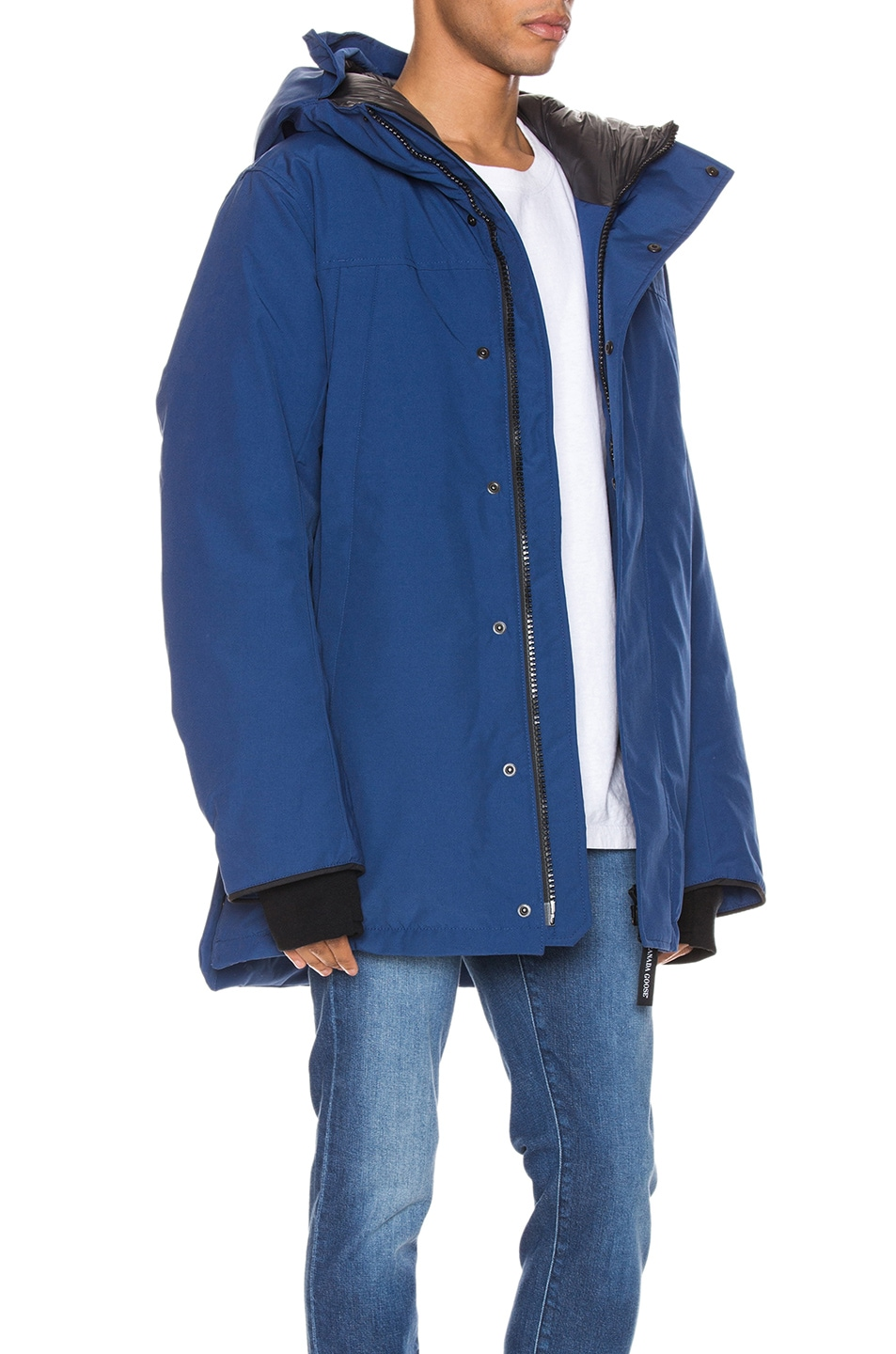 Image 3 of Canada Goose Sanford Parka in Norther Night