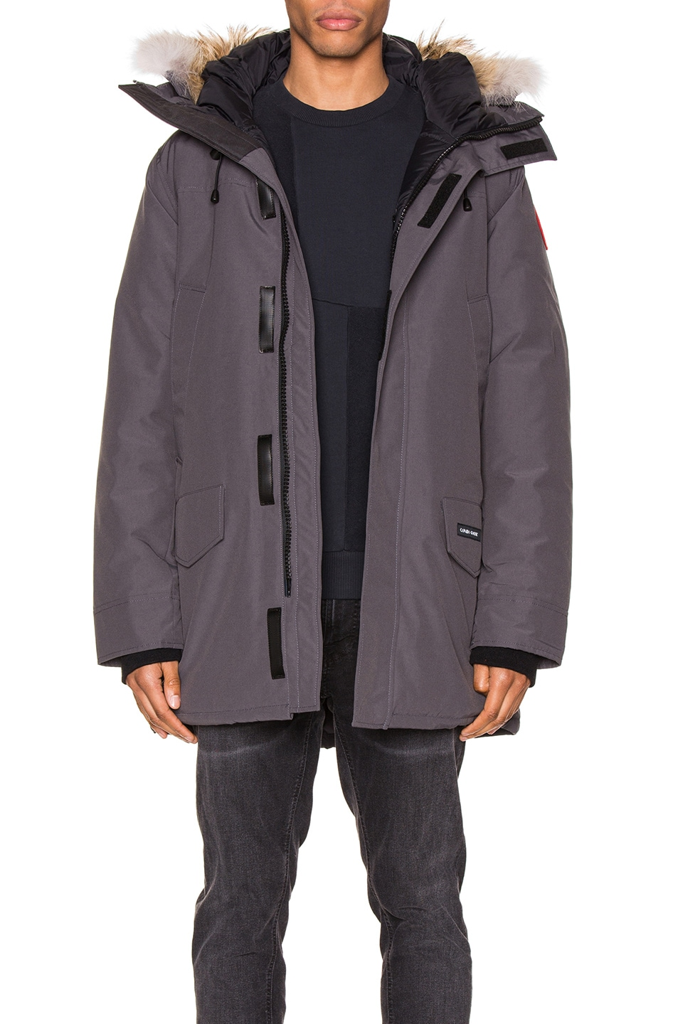 Image 1 of Canada Goose Langford Jacket in Graphite