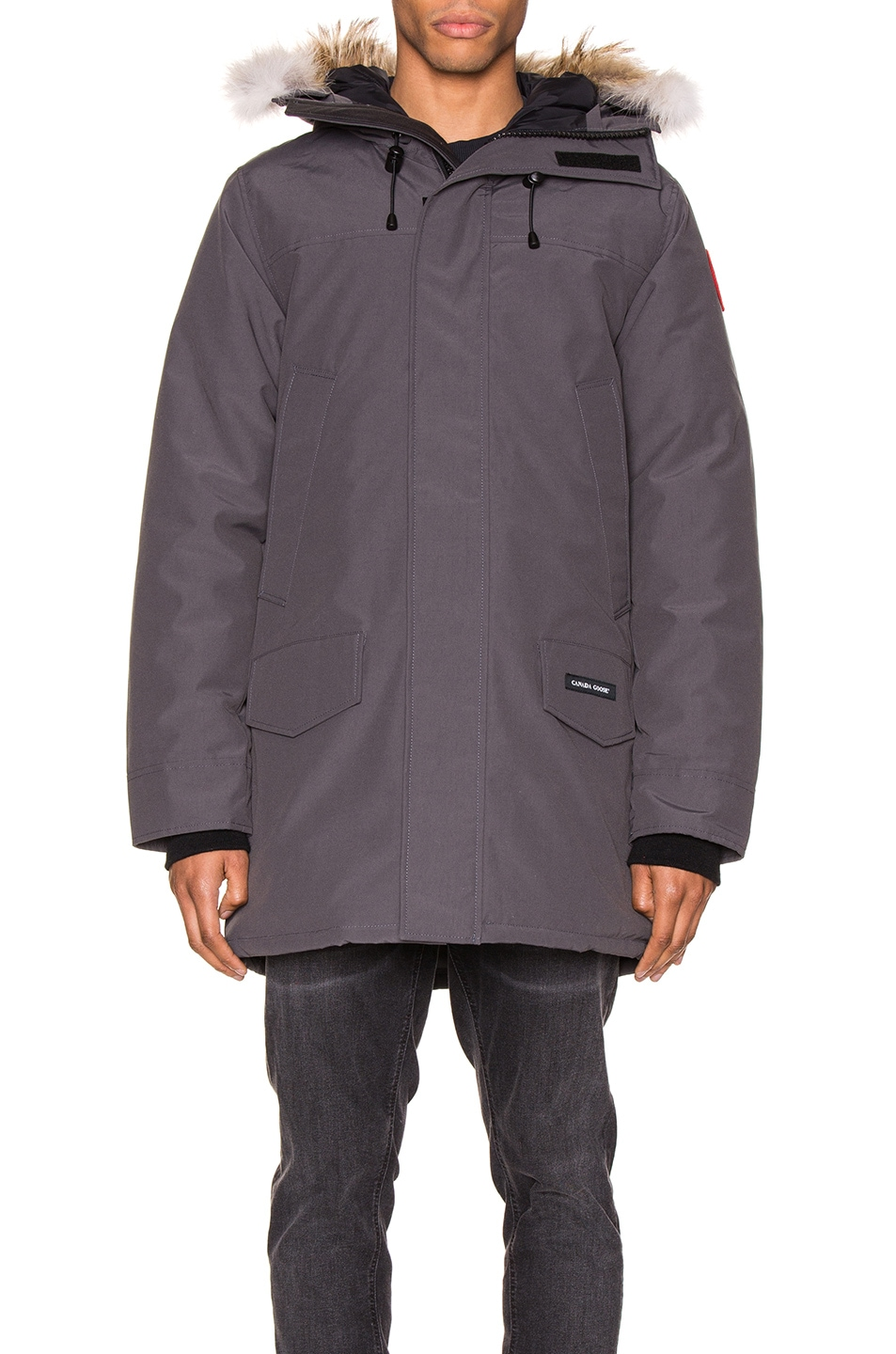 Image 2 of Canada Goose Langford Jacket in Graphite