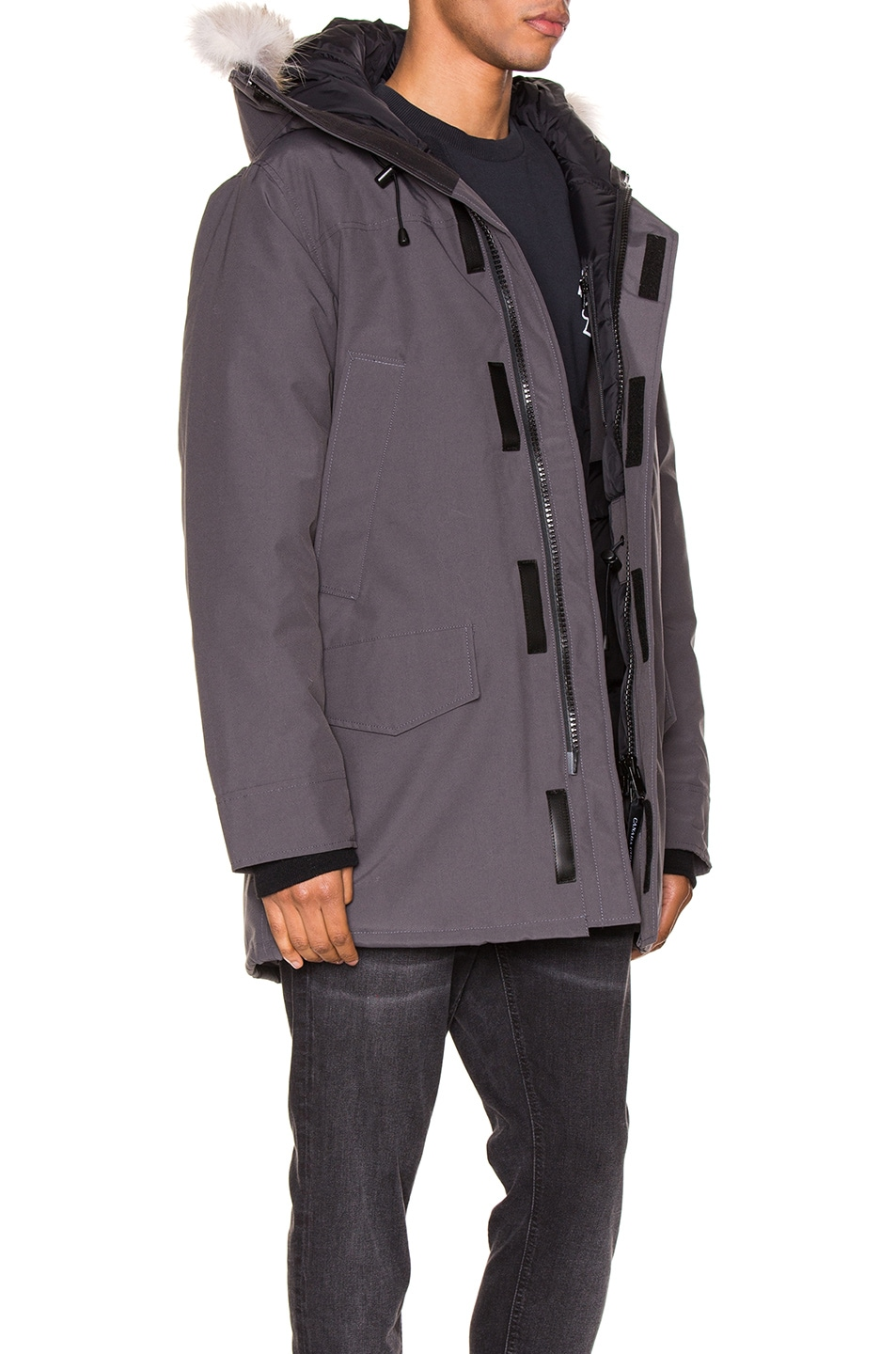 Image 3 of Canada Goose Langford Jacket in Graphite